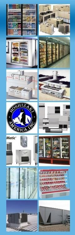 refrigeration machines and cooler systems